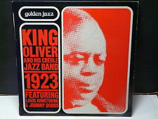 KING OLIVER  1923  LOUIS ARMSTRONG / JOHNNY DODDS 93508 PIERRE CARDIN