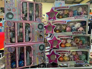 Squishamals, Scented Squishy Squishamals Toys. Different sizes Squeezamals