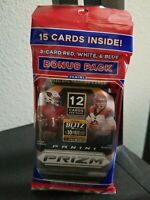 ✅🏈🔥 2020 Panini Prizm Football Cello Pack Factory Sealed ✅🏈🔥