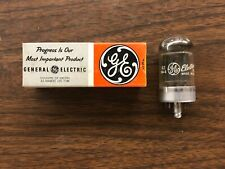 General Electric 7N7 Electronic Tube