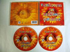 VARIOUS  Flower Power The Woodstock Generation  CD