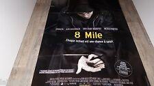 8 MILE  !  eminen  : affiche cinema