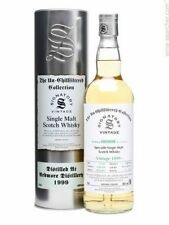 1 BT. Whisky SINGLE MALT UNCHILFILTERED 46° BOWMORE 2002 THE SIGNATORY