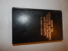 HOW TO MEASURE ANYTHING WITH ELECTRONIC INSTRUMENTS KUECKEN 1981 1 ED 3RD PRINT