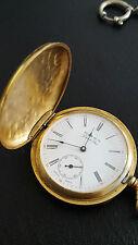 MOERIS GRAND PRIX Sprungdeckel Taschenuhr 17 Jewels Pocket watch Cal. Eta 6498