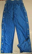 Sports Break Away Dazzle Pants Royal Blue Big 3 Pc Lot Boys Small 100% Nylon
