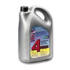 1 x 5L / 5 Litres 4 Life Advanced Car/Race/Racing/Engine Coolant/Fluid