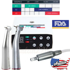 New Listingbrushless Dental Electric Micro Motor 15 Increasing Contra Angle Handpiece