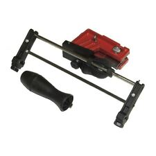 Bar Mounted Sharpener Chainsaw Saw Chain Filing Guide