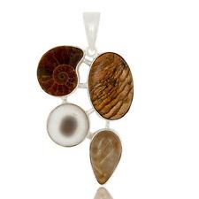 Handgefertigt Halskette mit Edelsteine