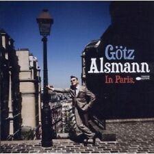 Götz alsmann-à paris CD JAZZ 15 tracks NEUF