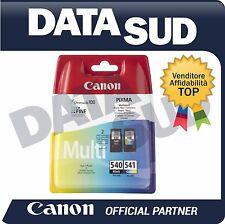 Canon Cartucce Inkjet MultiPack PG-540,CL-541 Originali Nero + Tri-Colore