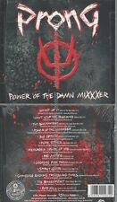 CD--PRONG--POWER OF THE DAMN MIXXXER