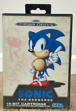 Juego/Game Sonic The Hedgehog Sega Mega Drive