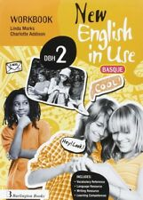 (EUS).NEW ENGLISH IN USE 2ºESO WORKBOOK. ENVÍO URGENTE (ESPAÑA)