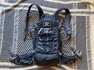 Osprey Raptor 14 Men's Bike Hydration Backpack Black