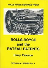 Rolls-Royce and the Rateau patents