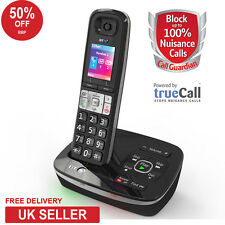 BT 8500 Single DECT Cordless Phone with Answerphone - Call Blocker
