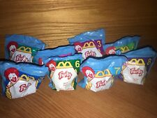 MCDONALD'S HAPPY MEAL TOYS FURBY COMPLETE SET OF 8