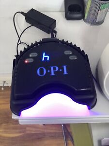 OPI LED LAMP NAILS USED CONDITION