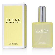 Clean: Fresh Linens Eau de Toilette Spray 2.14 fl. oz. [Perfume Women] NEW