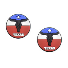 Texas Tennis Vibration Dampener 2 Pack by Racket Expressions