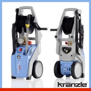 Kränzle K 1152 TST Hochdruckreiniger 130bar Schlauchtrommel Stecksystem 2021
