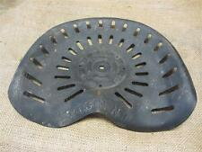 RARE Vintage Metal Emerson No 1 Tractor Seat > Antique Farm Equipment Iron 8922