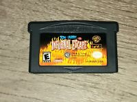 Tom & Jerry Infurnal Escape Nintendo Game Boy Advance GBA Tested Authentic