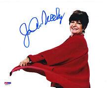Jo Anne Worley Rowan & Martins Laugh-In Signed Autograph 8x10 Photo PSA DNA COA