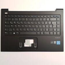 Medion akoya s4220 mano tirada teclado alemán carcasa opaca Palm resto