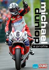 Michael Dunlop - A Profile  (New DVD) Road Racing Motorcycle Sport
