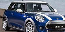 "Mini Cooper Hood Stripe Decals - choose color ""3M "" USA"