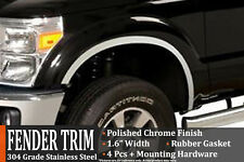 2011-2016 Ford F-250 F-350 Super Duty (Without OEM Flares) Fender Wheel Molding