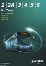 North West Booklet Public Timetables Collectables
