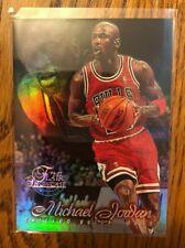 1996-97 Flair Showcase Row 1 Michael Jordan (#23)