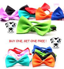 Modern Haustier Hund Katze Hündchen Halsschleife Krawatte Katzenfliege Farbwahl