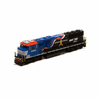 Athearn HO SD60E with DCC & Sound NS Honor Our Veterans #6920