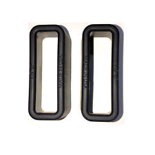 Kydex Holster Angled LO PROFILE Belt Loops, 1.5 inch Belts - 2 Pack