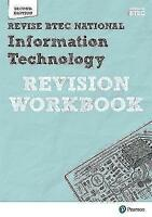 Revise BTEC National Information Technology Units 1 and 2 Revision Workbook: Edi
