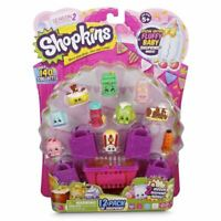 Shopkins Series 2 Pack of 12 Collectible Figures Toy
