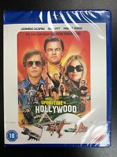 Once Upon a Time in Hollywood - Blu Ray -  UK Stock New & Sealed