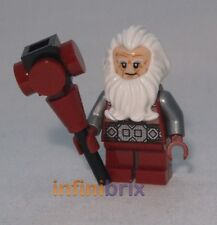 Lego Balin from Set 79018 The Lonely Mountain Hobbit Dwarf Minifigure NEW lor094