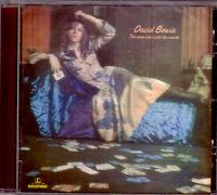 CD (NEU!) . DAVID BOWIE - The Man who sold the World (Black Country Rock mkmbh