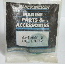35-15028 2, 35150282, 15028 Mercury QuickSilver Fuel Filter NEW
