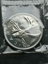 *** CANADA  25  CENTS  1972 ***  SEALED  PROOF  LIKE  ***