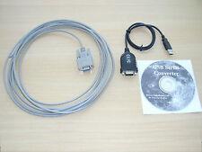 Skywatcher 5 M PC Câble série Synta/SynScan & Adaptateur USB Win 10 Support