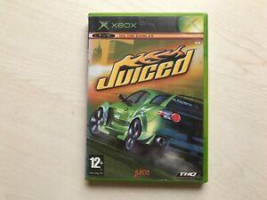 Juiced (Microsoft Xbox, 2005) Game UK PAL USED