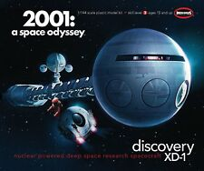 MOEBIUS  1/144 2001 Space Odyssey Discovery XD1  MOE20013 model kit