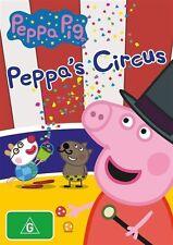 Peppa Pig - Peppa's Circus (DVD, 2014) - Region 4